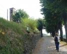 verso la chiesa di San Giorgio Annone