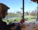 Caffè al laghetto di Giussano