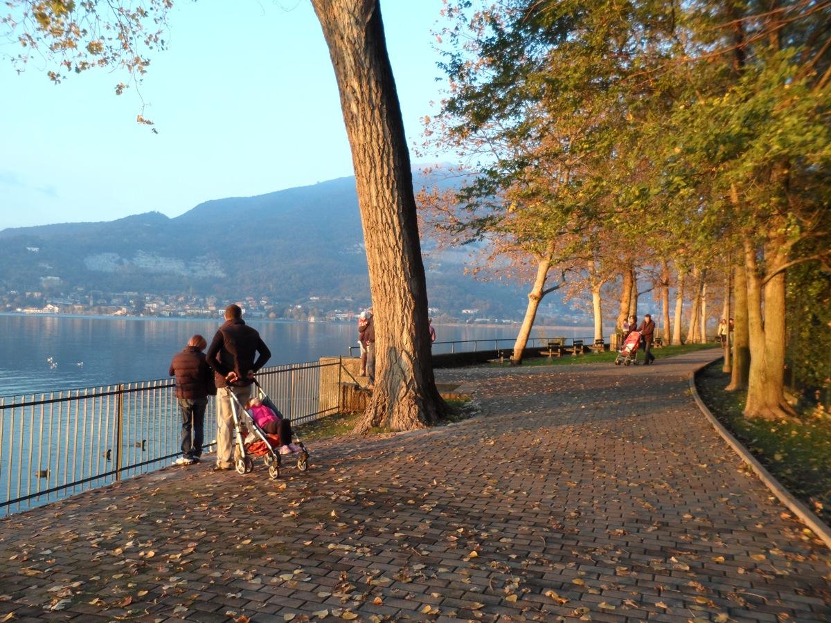 Una passeggiata sul lungolago exploratori della - Bosisio parini piscina ...