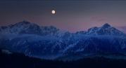 Le Grigne e la luna