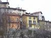 Parte di Rezzago vista dall' Hotel Belvedere