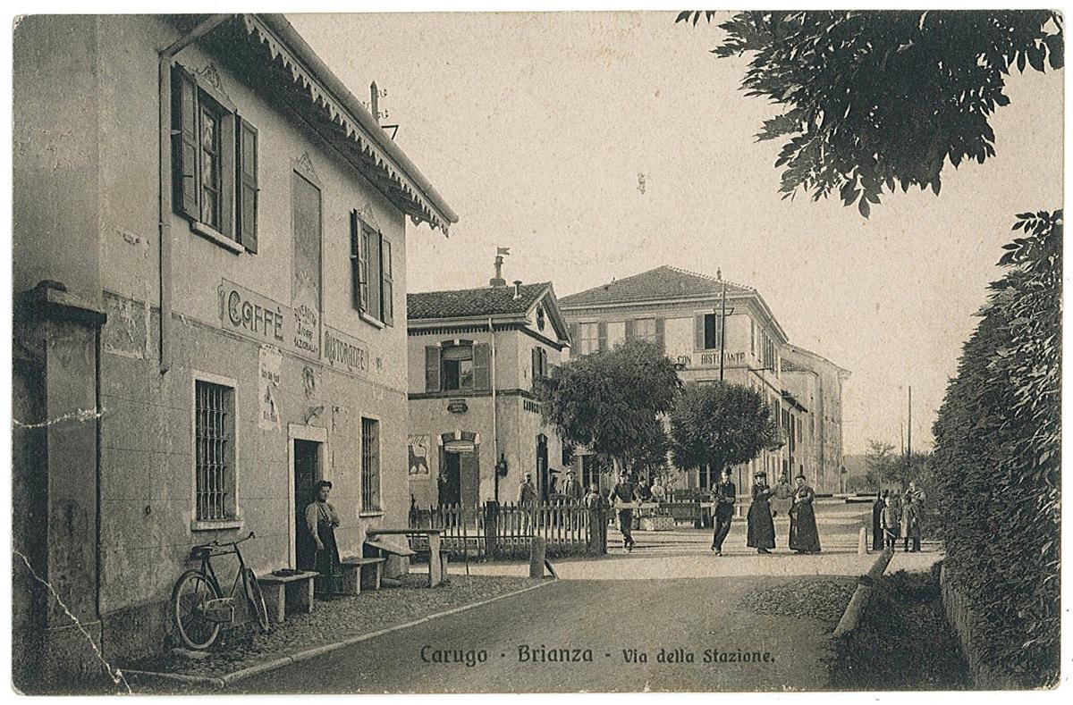 Gc6rwcq stazione di carugo giussano traditional cache for B b carugo