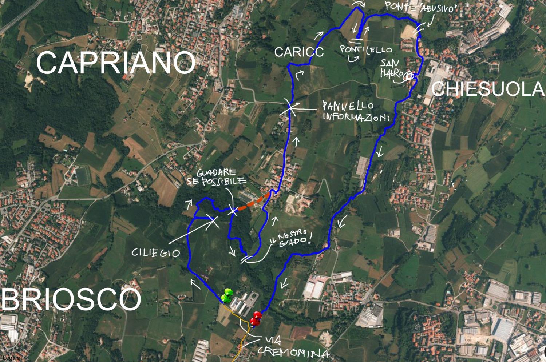 Mappa Magico CIlegio_1500