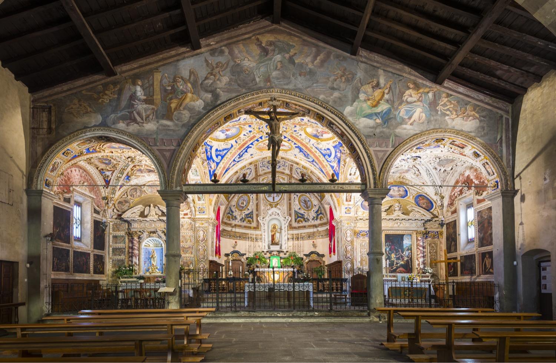 Interno San Giovanni del Chiodo_1500
