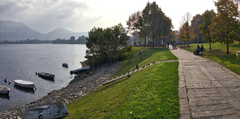 Giro ad anello del lago di olginate lc exploratori della for Planimetrie della cabina del lago